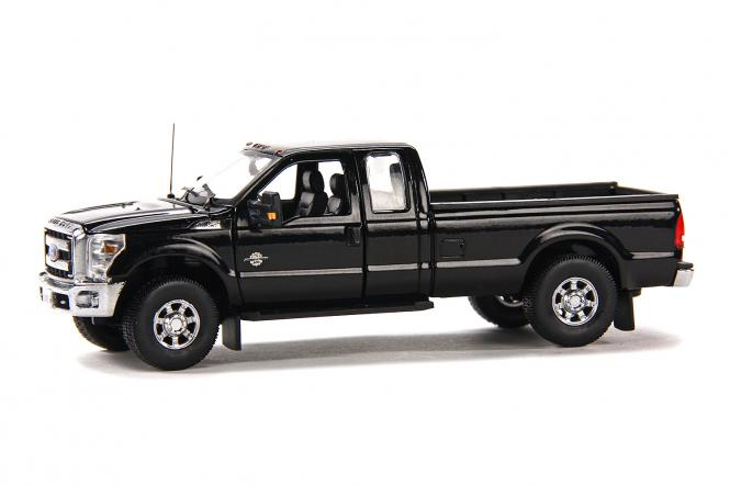 FORD Pick Up F250 XLT 8' Bett, schwarz/chrom