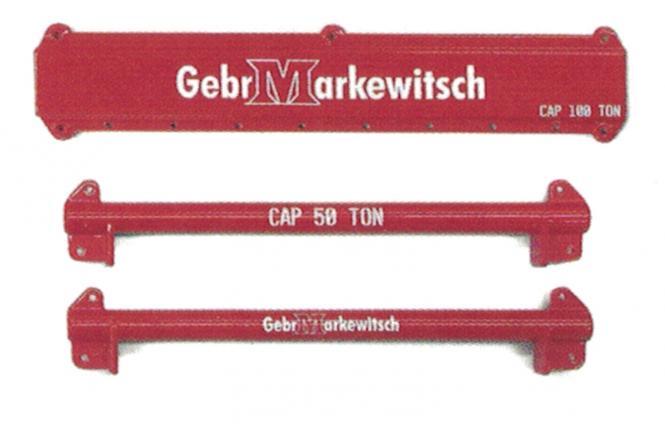 """Hebeset schmal 49 Teile """"Markewitsch"""""""