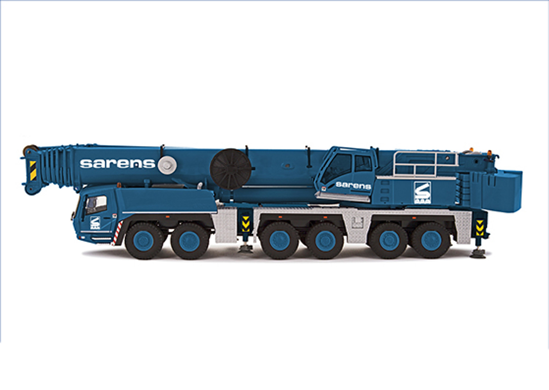 reputable site b582c 46cee GROVE All-Terrain crane GMK 6300 L incl. boom extension