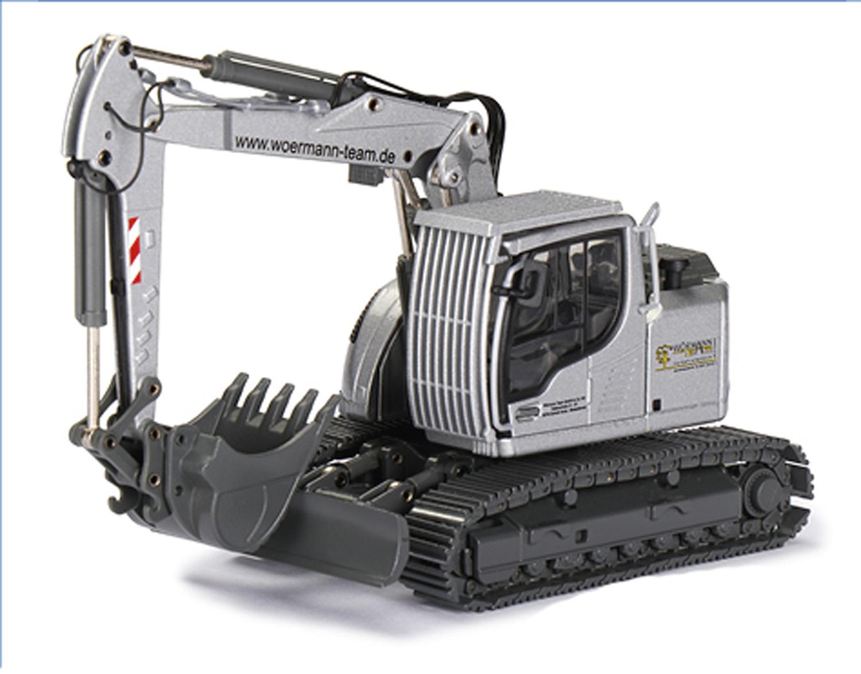 LIEBHERR Crawler excavator R920 with two piece boom