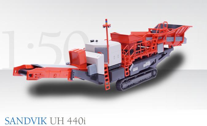 SANDVIK Mobil Crusher UH440i
