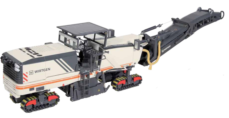 wirtgen milling machine