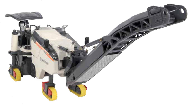 Www Scalemodels De Wirtgen Milling Machine W100cr