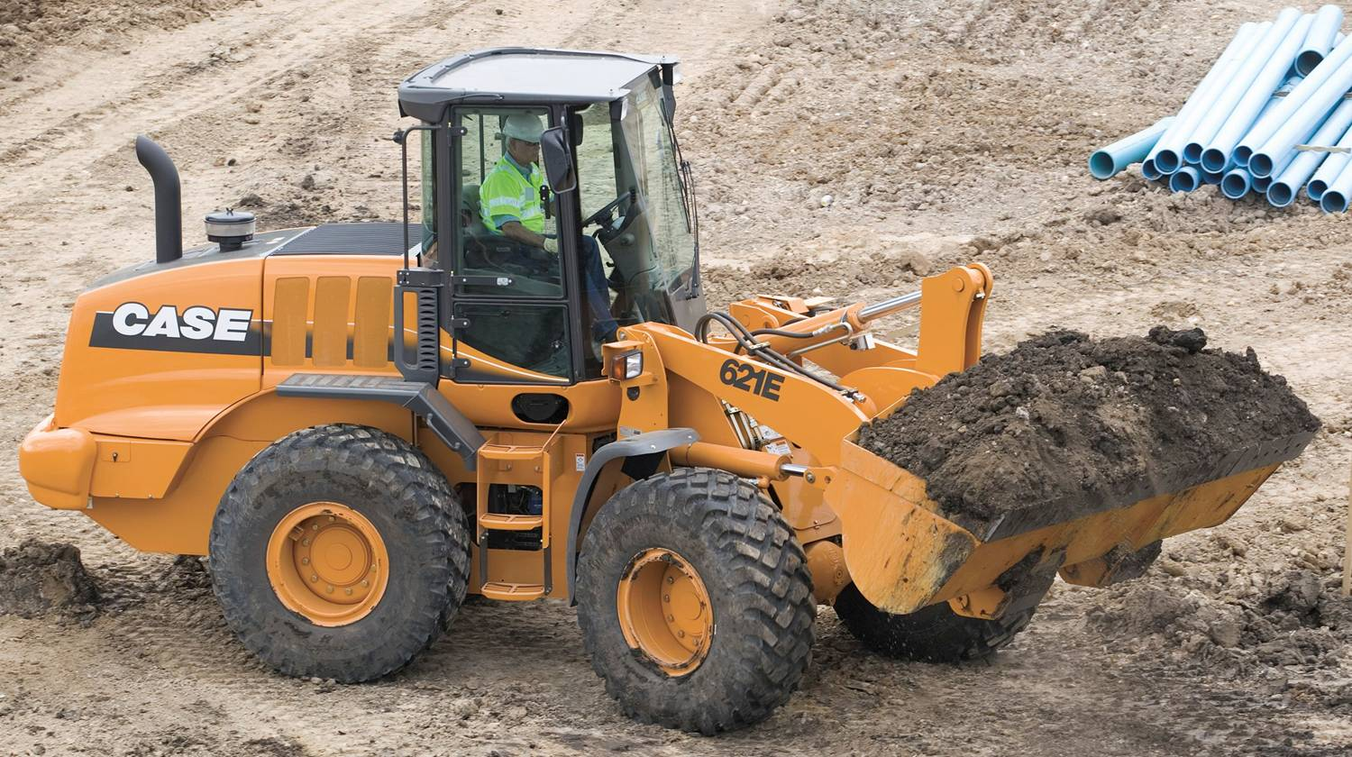 Case wheel loader 621e purchase online for Avis e case construction