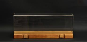 spiel modellkist 39 l shop vitrine f r beliebige modelle 49x13x17 cm online kaufen. Black Bedroom Furniture Sets. Home Design Ideas