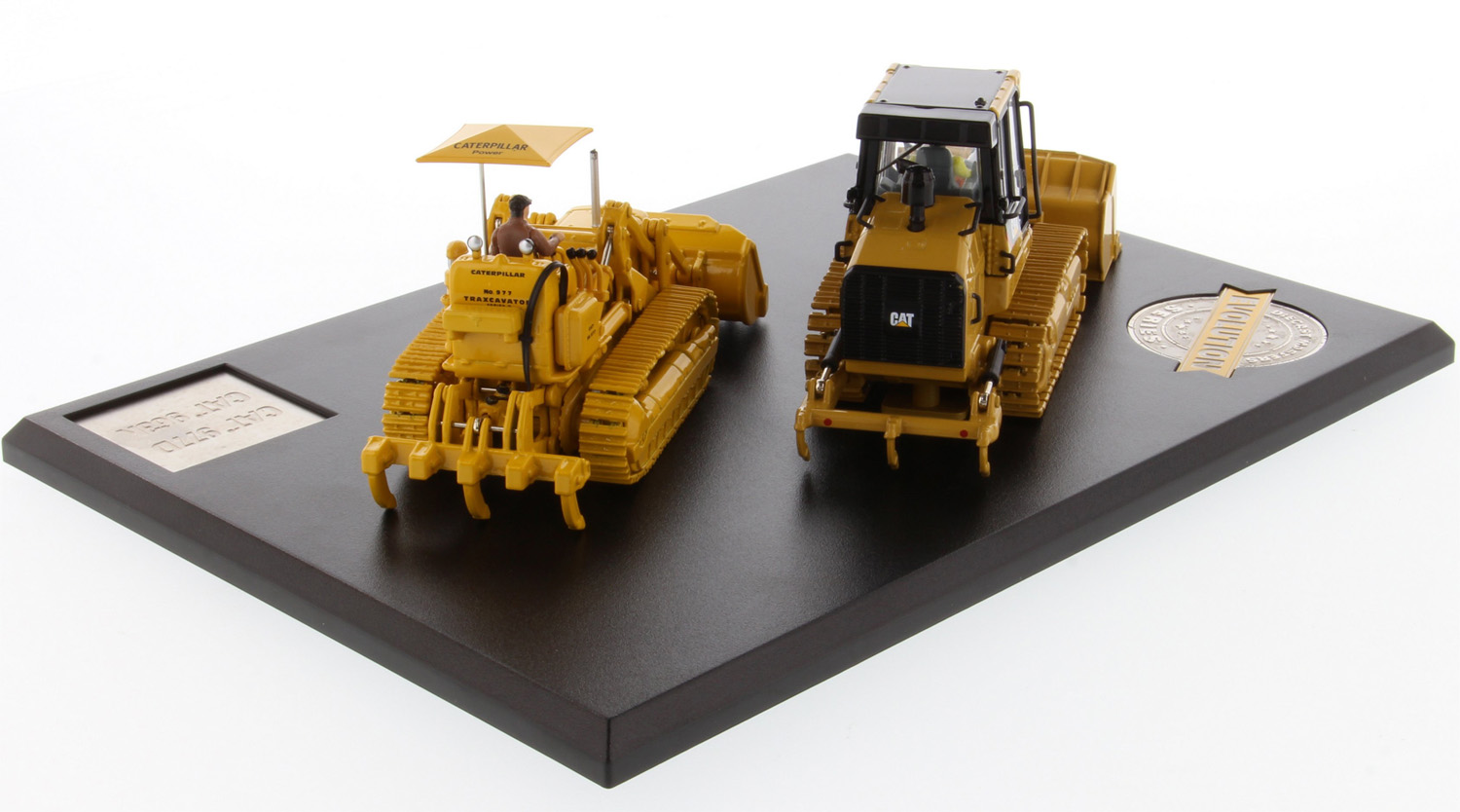 CAT Track Loader Evolution Series 963K + 977D